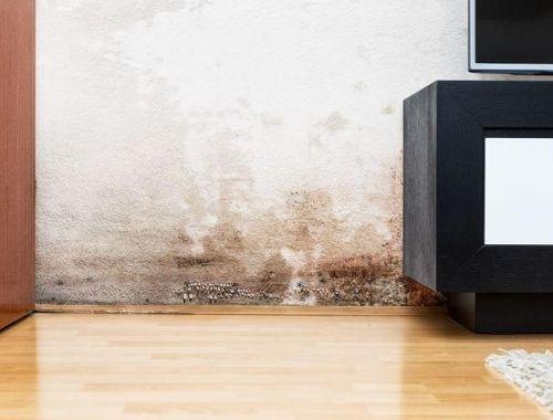 humedad en paredes interiores por condensacion