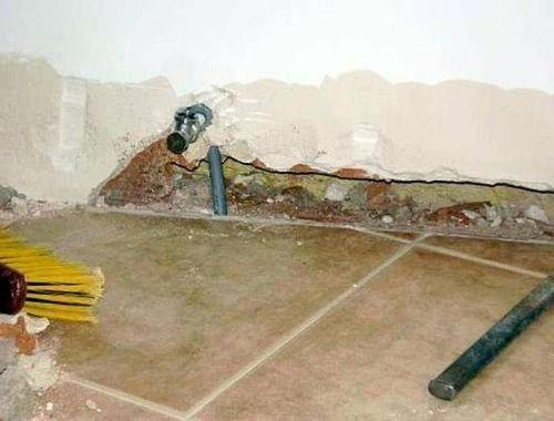 humedad en paredes soluciones