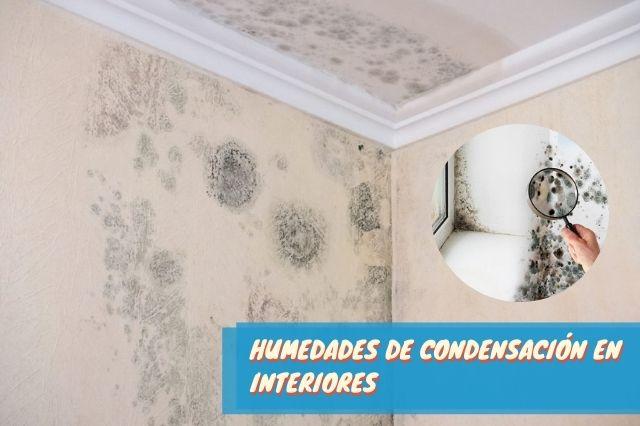 Humedades de condensación en interiores