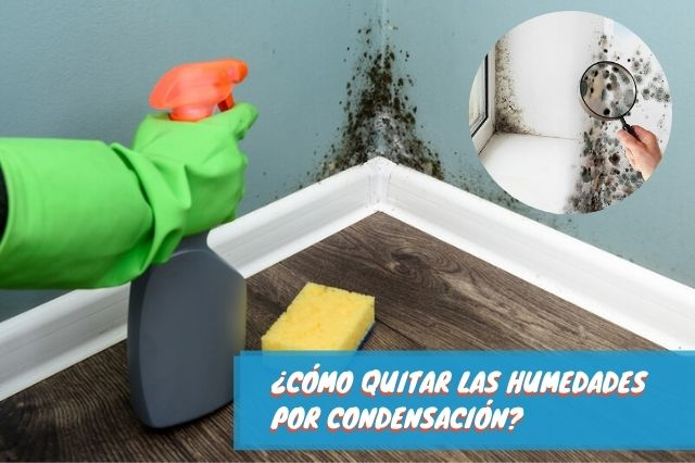 Quitar las humedades por condensación