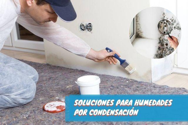 Soluciones para humedades por condensación